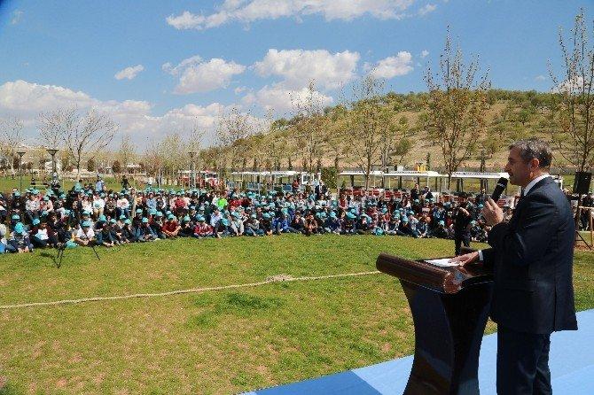 Şahinbey Belediyesi Kütüphane Haftasını Kutladı