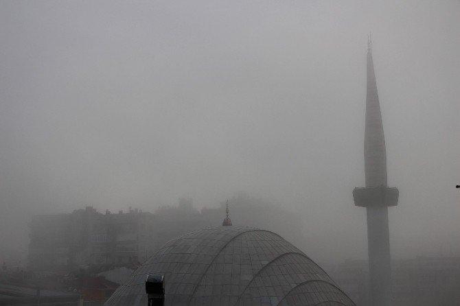 Samsun'da Göz Gözü Görmüyor