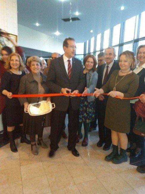 Sanat Derneği Ve Biresku'nun Ortak Resim Sergisi Açıldı
