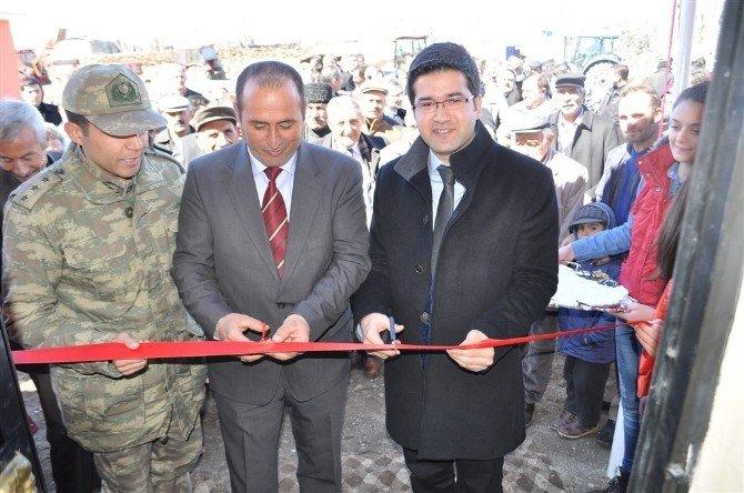 Taşdere Köyü Köy Konağı'nın Açılışı Yapıldı