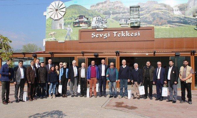 Çekül Vakfı Tekkeköy'de
