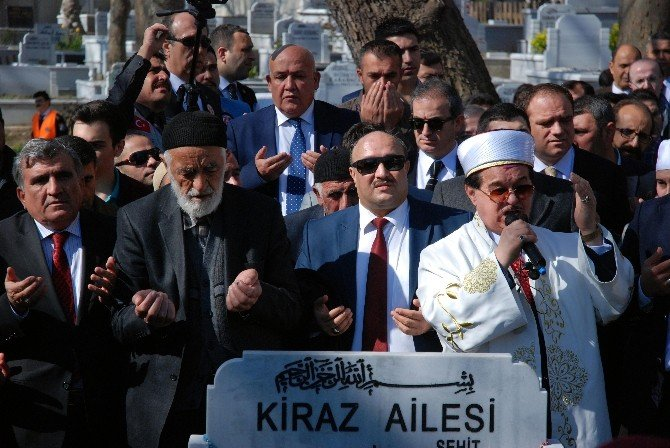 Savcı Mehmet Selim Kiraz Mezarı Başında Anıldı
