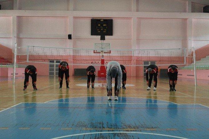 Toplum Ruh Sağlığı Merkezi Hastaları Spor Yaparak Öz Güven Kazanıyor