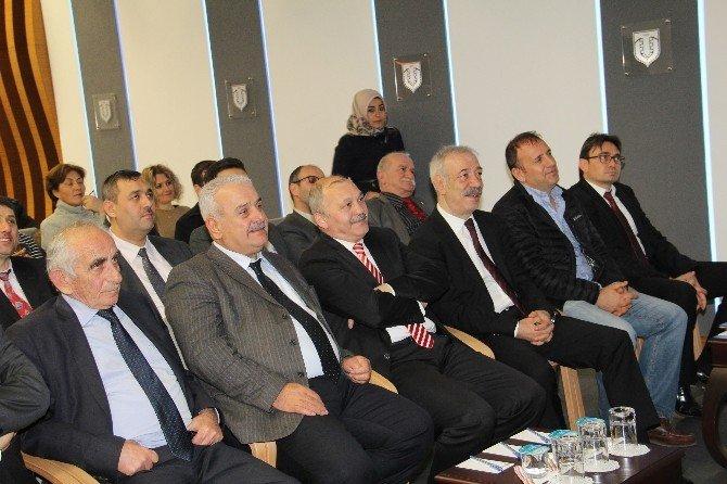 """Trabzon'da """"İnsan İlişkilerinde Etkili İletişim"""" Konulu Söyleşi"""