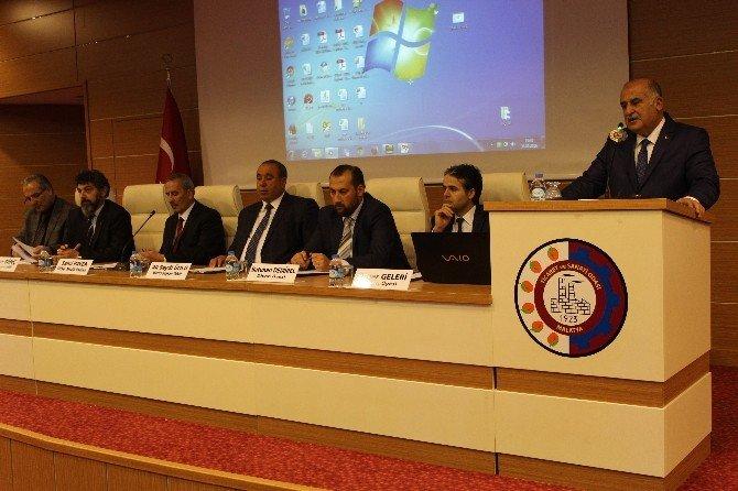 TSO Mart Ayı Meclis Toplantısını Yaptı