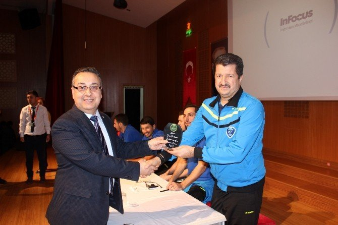 Adana Toros Byz Spor'dan Okul Ziyareti