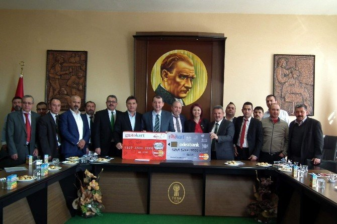 Aydın'da 'Ahi Kart' Hayata Geçiriliyor