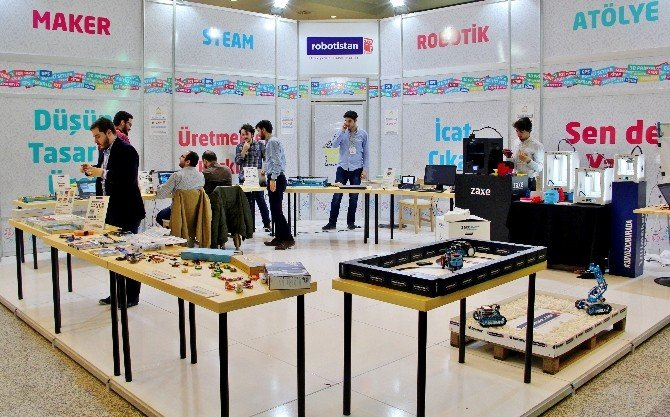 Eğitimin En Yeni Ve Teknolojik Hali Educashow'da