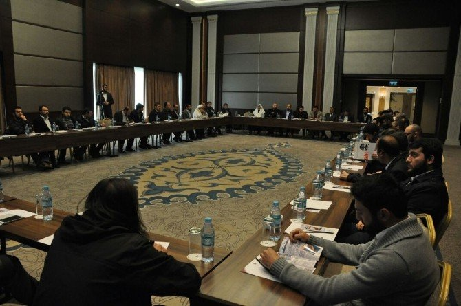 Uluslararası Öğrenci Kuruluşları Platformu İstanbul'da Kuruldu