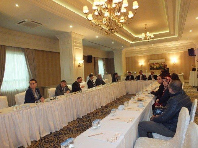 Van'da 'Turizm Haftası' Toplantısı