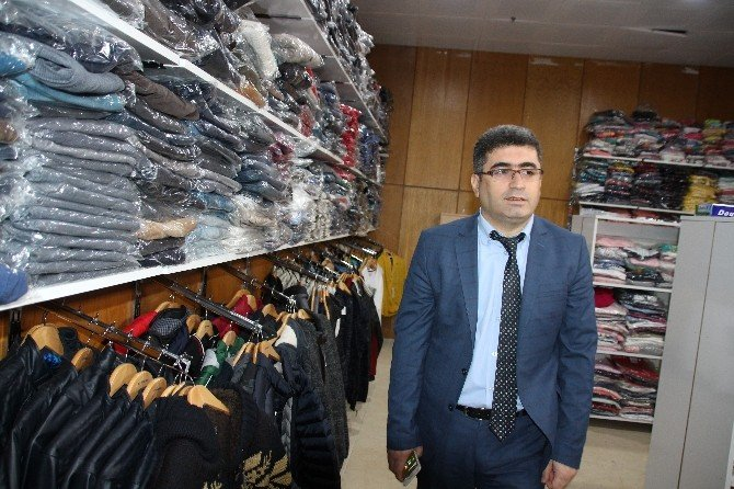 Varto'da Sosyal Market Açıldı