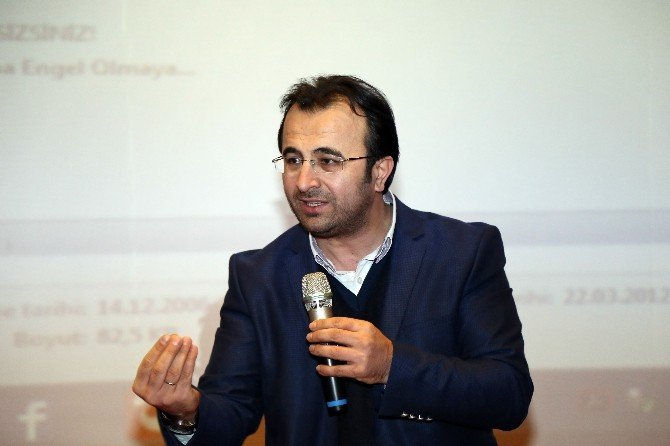 """Yazar Özburun: """"Yüzyılın Hastalığı Stres Ve Depresyon"""""""