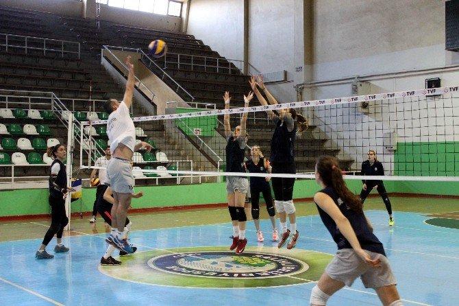 Salihli Belediyespor Play-out'a Hazırlanıyor