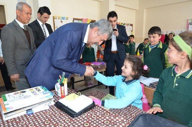 Başkan Polat, Öğrencilerle Bir Araya Geldi
