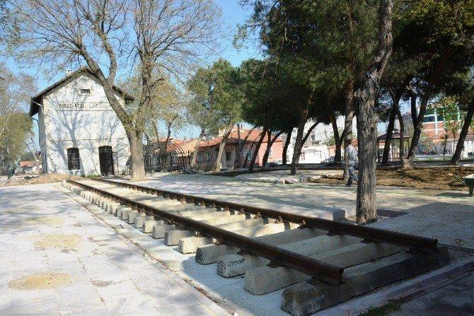 Horozköy'de Çalışmalar Tamamlanıyor