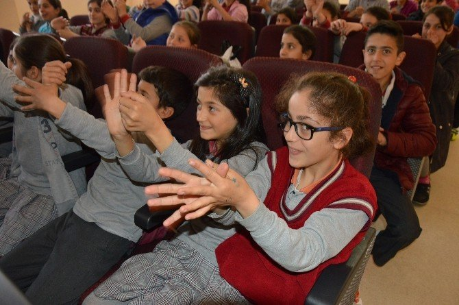 Atman'dan Öğrencilere Hijyen Eğitimi
