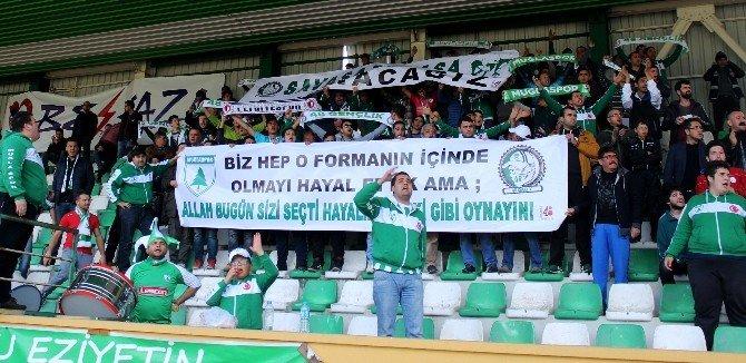 Muğlaspor'da Ödemiş Seferberliği