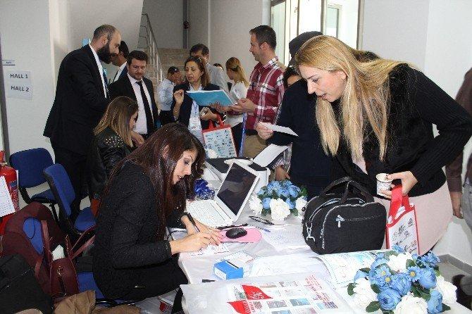 """""""5. Uluslararası Kıbrıs Eğitim Araştırmaları Konferansı"""" Girne Üniversitesi'nde Başladı"""