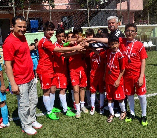 Okullararası Küçükler Futbol İl Birinciliği