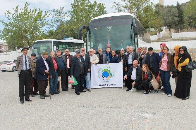 Yaşlılara Tarsus Gezisi