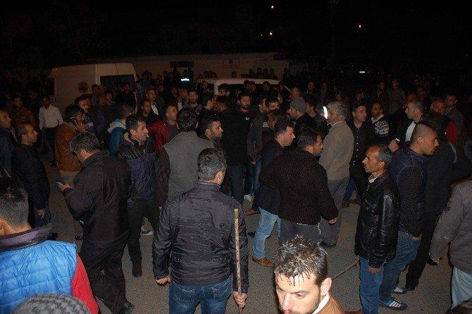 Polis Merkezine Silahlı Saldırı