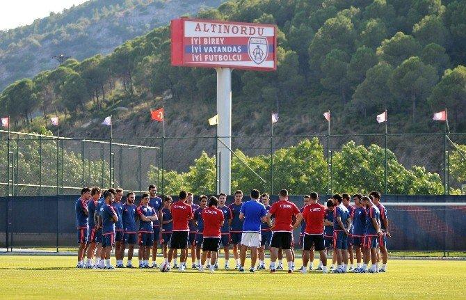 """Hüseyin Eroğlu: """"İyi Oyunumuz Skora Da Yansıyacak"""""""