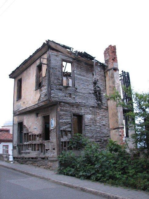 Tarihi Evlere Restorasyon