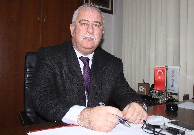 Başkan Özmeriç'ten Src Mağduru Şoförlere Müjde