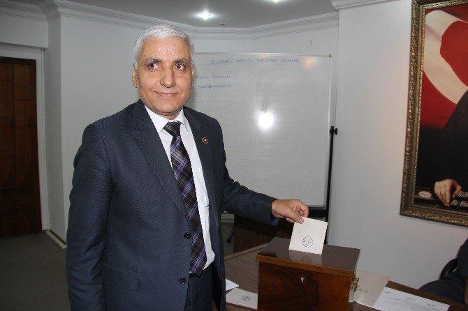 Bartın İl Genel Meclisinde Yeni Dönem Seçimleri Yapıldı