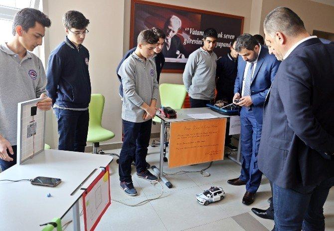Koto Teknik Koleji Öğrencileri İcatlarıyla Büyüledi