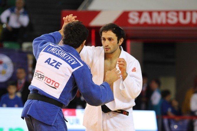 Samsun'da Üç Madalya Kesinleşti