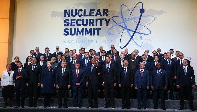 Cumhurbaşkanı Erdoğan, Dünya Liderleriyle Aile Fotoğrafında Yer Aldı