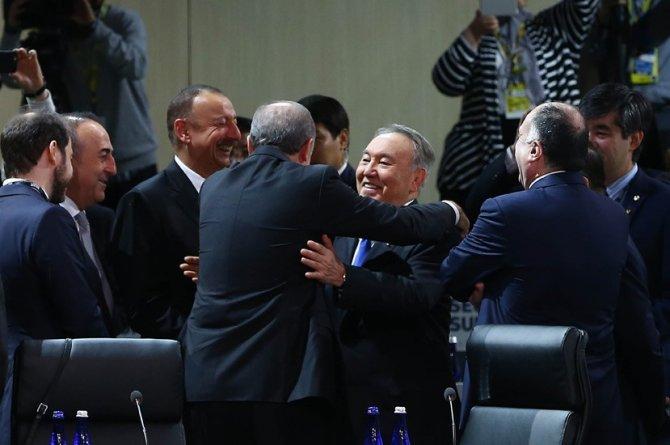 Erdoğan, Nükleer Güvenlik Zirvesi'ne katıldı
