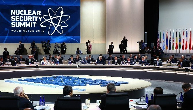 ABD'de Nükleer Güvenlik Zirvesi Başladı