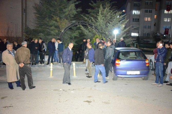 Diyarbakır'da şehit düşen polislerden 4'ünün acısı Başkent'e düştü