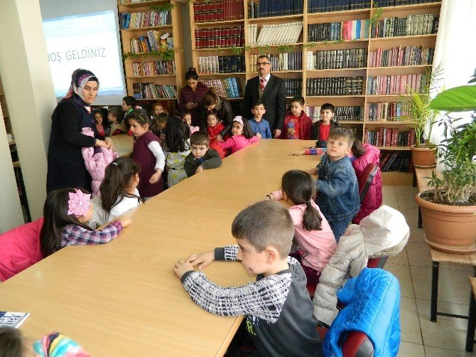 52. Kütüphaneler Haftası Kutlandı