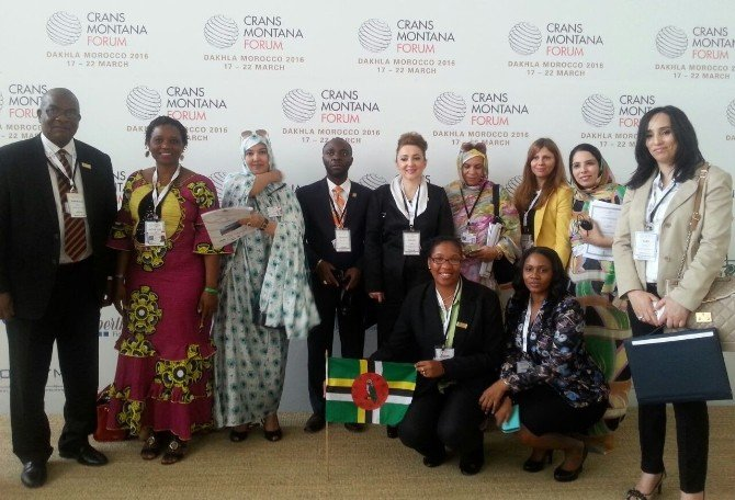Crans Montana Afrika Devletler Zirvesi