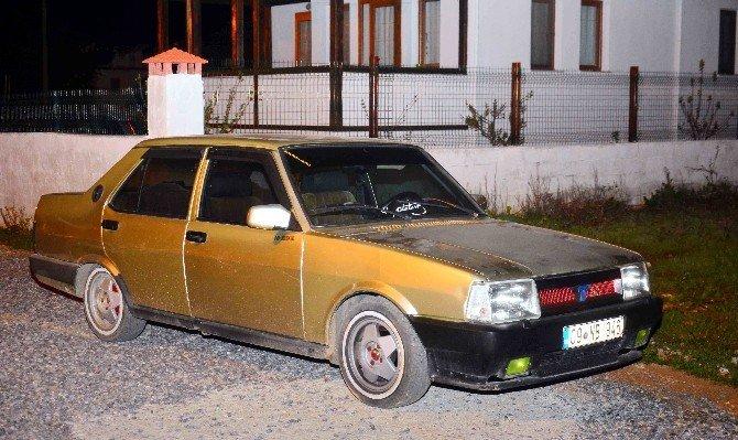 Muğla'da Şüpheli Araç Kovalamacası