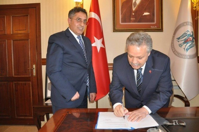 Kamuya Yararlı İşte Ücretsiz Çalıştırılma İşbirliği Protokolü İmzalandı
