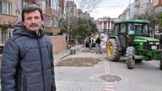 Muhtardan Balıkesir Büyükşehir Belediyesi'ne Teşekkür