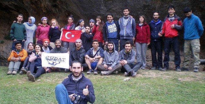 Güdat Üyeleri Yaz Temel Gelişim Kampını Tamamladı