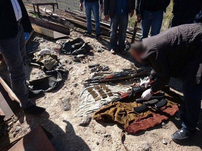 Iğdır'da Terör Operasyonu: 8 Gözaltı