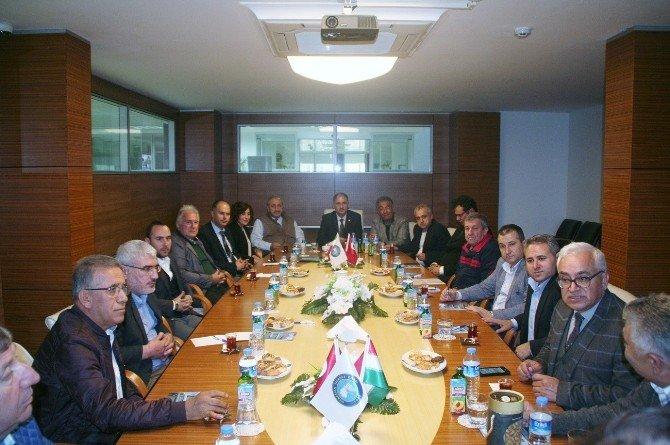"""Hamıd Zadboom: """"İran İle Türkiye Arasında Yeni Dönem Başladı"""""""