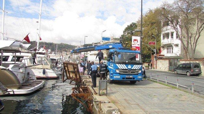 İstanbul Sahillerinde İşgallere Taviz Yok