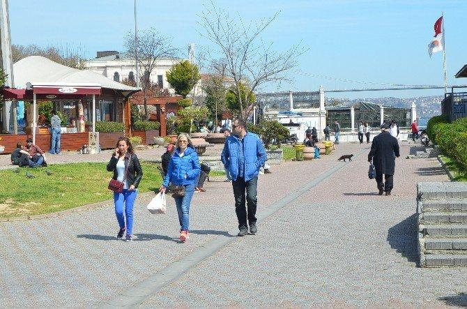İstanbul'da Termometreler 28 Dereceyi Gösterdi