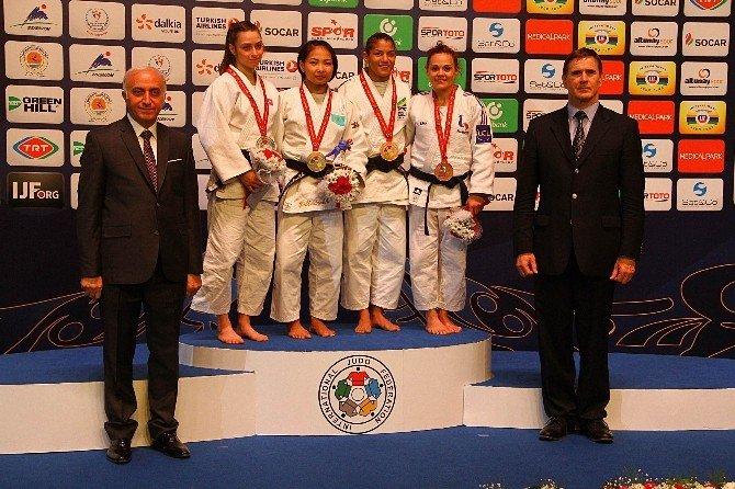 Grand Prix'in İlk Gününde Türkiye'ye 3 Madalya