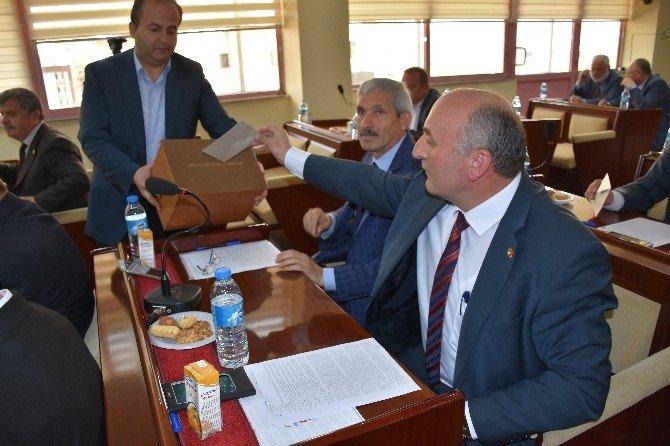 İl Genel Meclis Başkanlığına Ahmet Sözen Seçildi