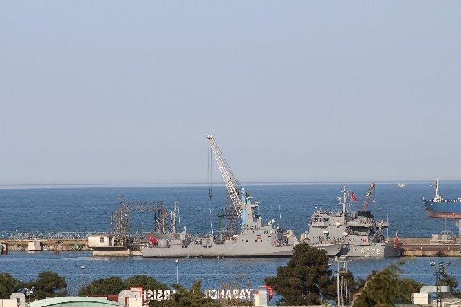 Askeri Gemiler Halka Açılıyor