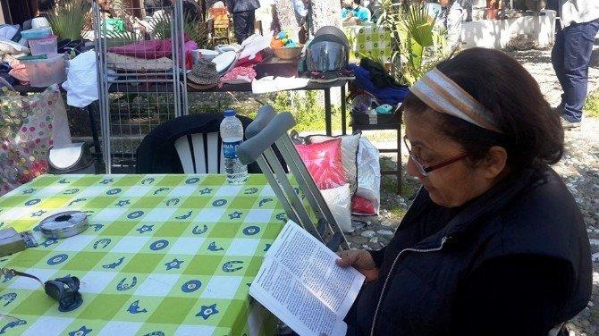 Köyceğiz'de Okuma Etkinliği