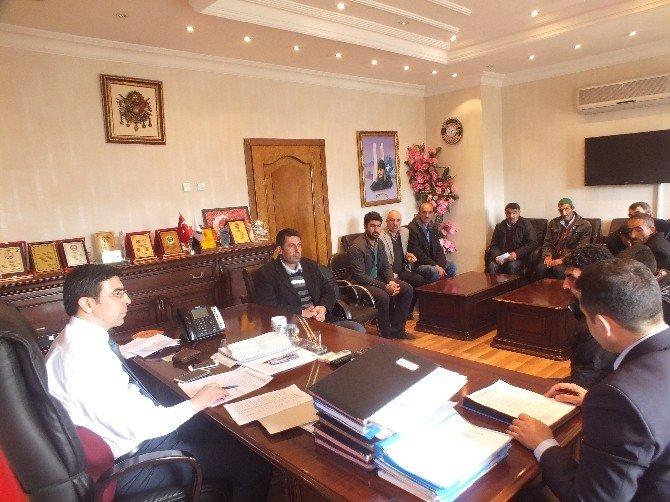 Malazgirt'te Halk Toplantısı
